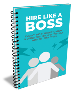 Hire Like a Boss E-Book